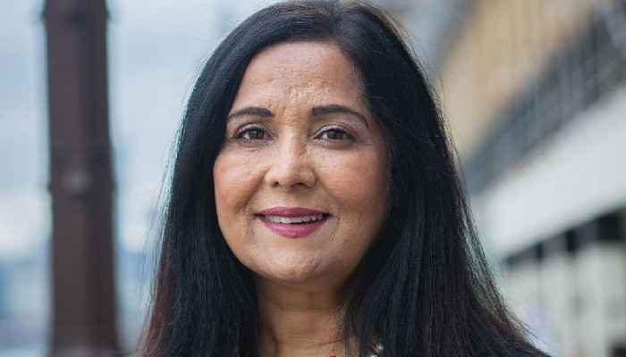 All Parties Parliamentary Group (APPG) on Pakistan chief Yasmin Qureshi.