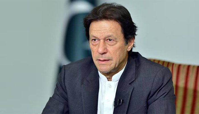 Prime Minister Imran Khan. Photo: File.