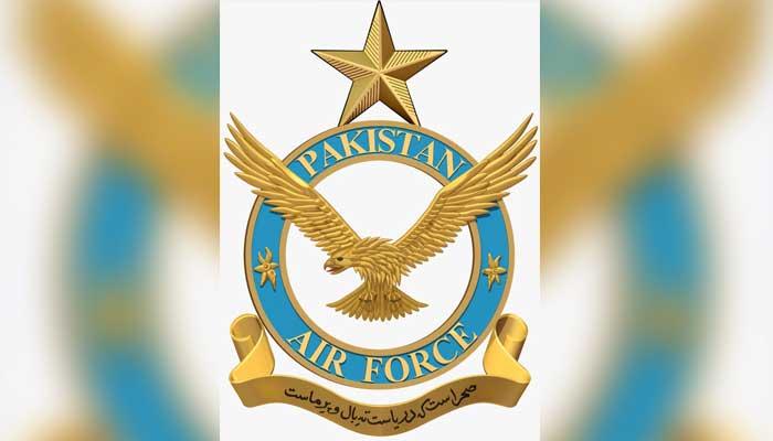 Logo of Pakistan Air Force.