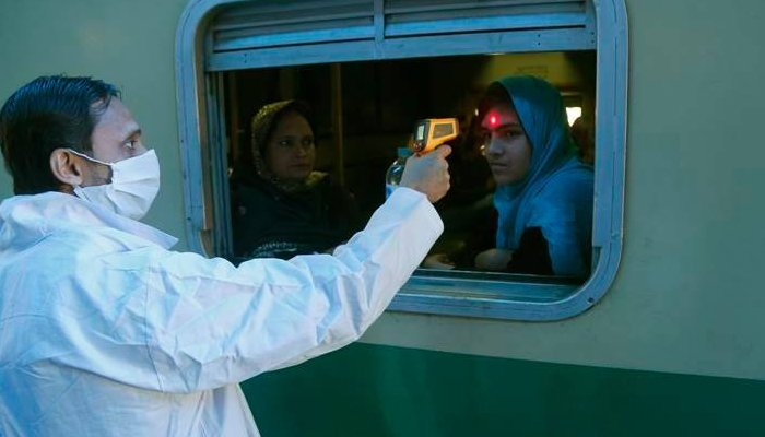 Travel by train restricted for unvaccinated people after October1. File photo