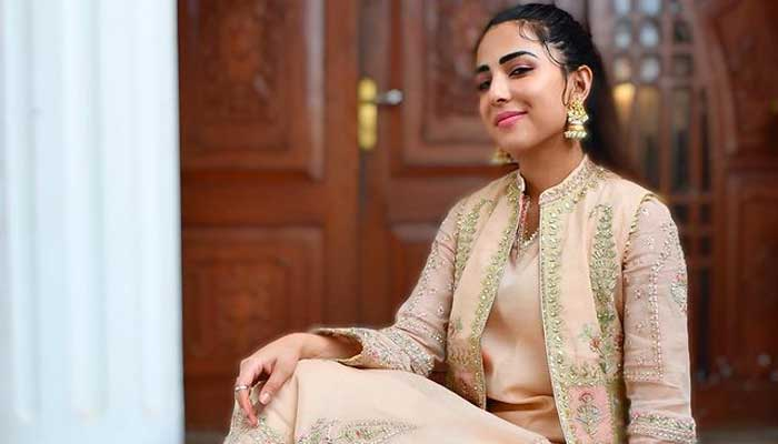 Ushna Shah is Covid free now