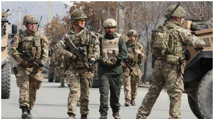 What should be the role of the UK in the Afghan peace process?