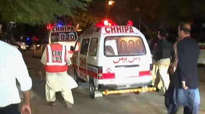 13 killed, several injured in Karachi in grenade attack on mini truck: police