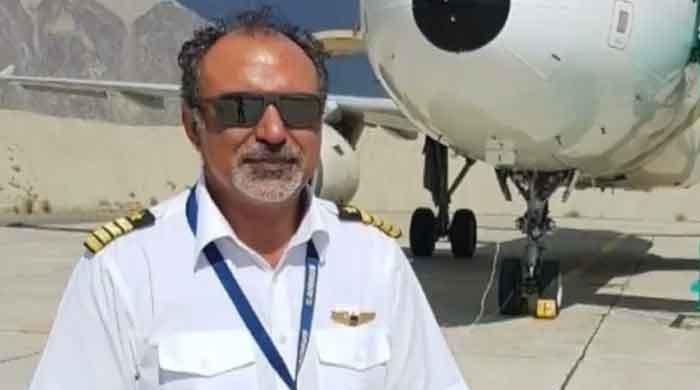 What one PIA pilot did amid scenes of horror unfolding at Kabul airport