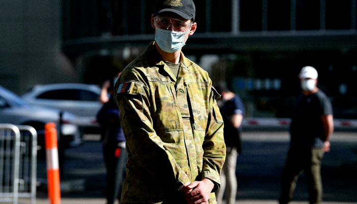 Sydney extends lockdown, imposes partial curfew