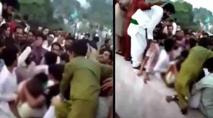 Medical exam confirms assault on female Tiktoker at Lahore's Minar-e-Pakistan