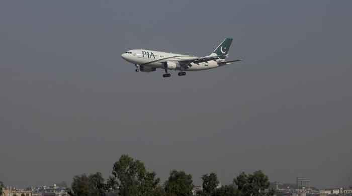 PIA flights from Kabul carrying 390 more passengers arrive in Islamabad