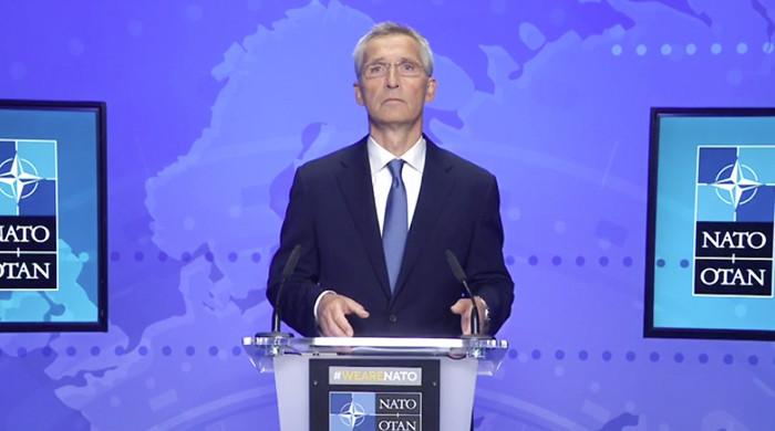 NATO stresses Pakistan has 'big' responsibility in Afghanistan after Taliban takeover
