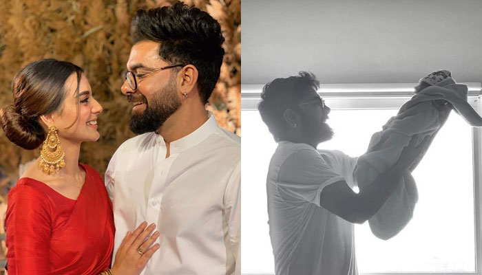 Yasir Hussain asked to choose between Iqra and Kabir, his answer is  'obvious'