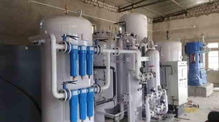 Pakistan gets eight medical oxygen plants from Saudi Arabia