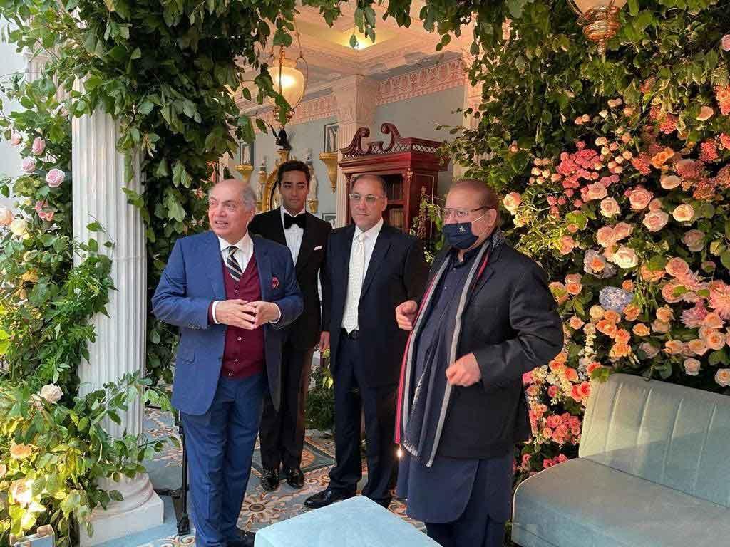 Junaid Safdar, Ayesha Saif Nikah: Inside clicks are proof of gleeful ceremony