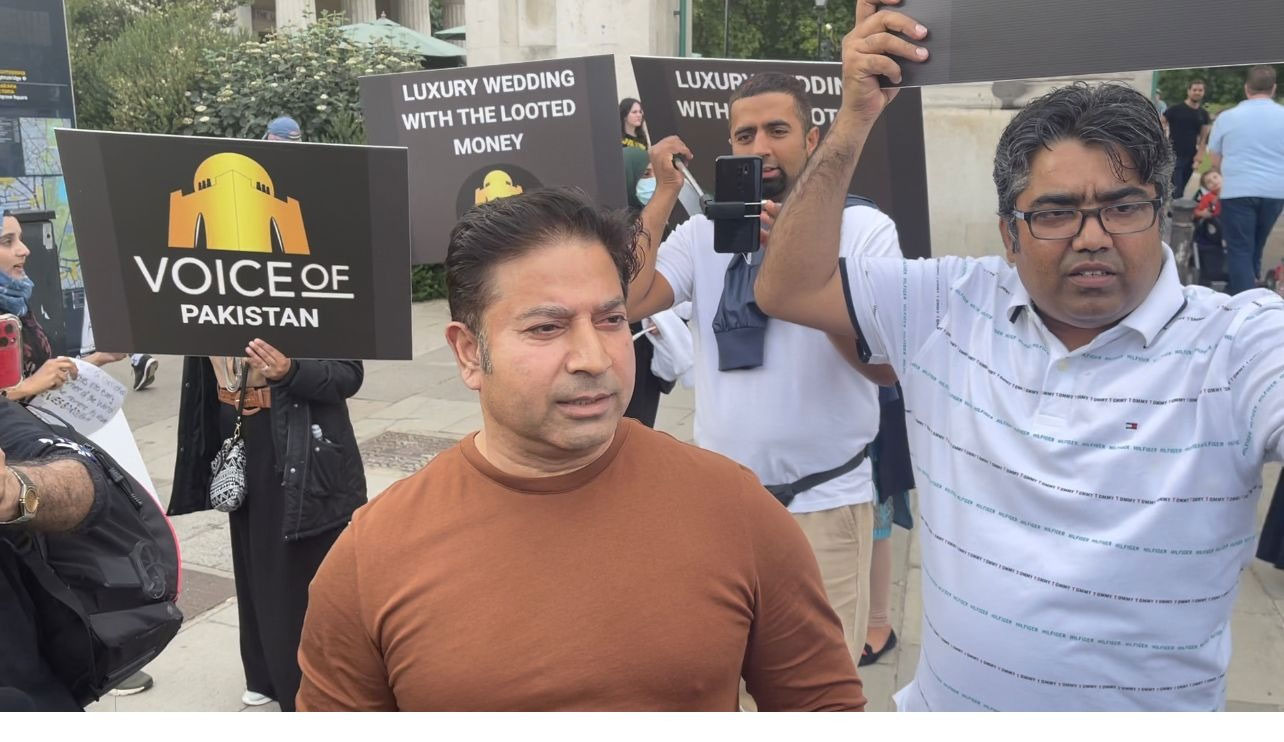 Juniad Safdar Nikkah protest