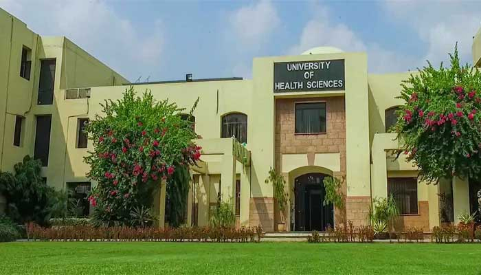 The University of Health Sciences (UHS). — Facebook/File