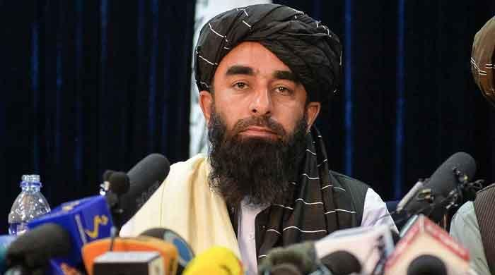 Peace only possible with punishments in line with Sharia: Taliban spokesman