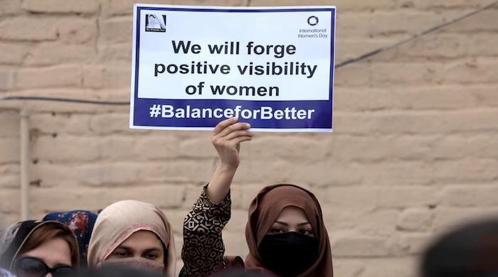 The Pakistani men speaking up against victim-blaming
