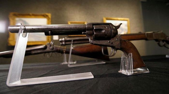 Gun that killed Billy the Kid fetches $6 mn at auction