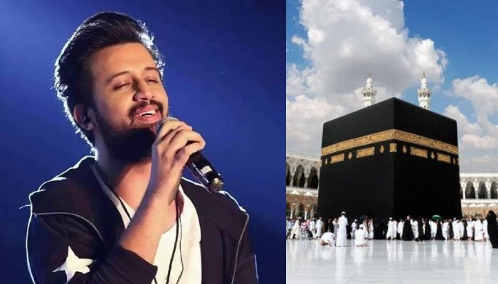Atif Aslam wishes to give Azaan in Holy Kaaba