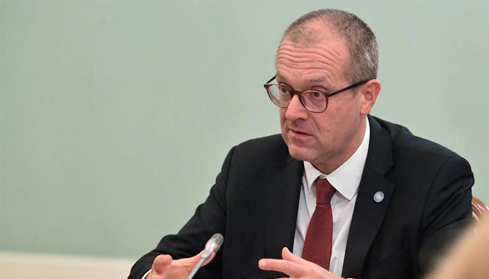 Hans Kluge, World Health Organization regional director for Europe — Reuters