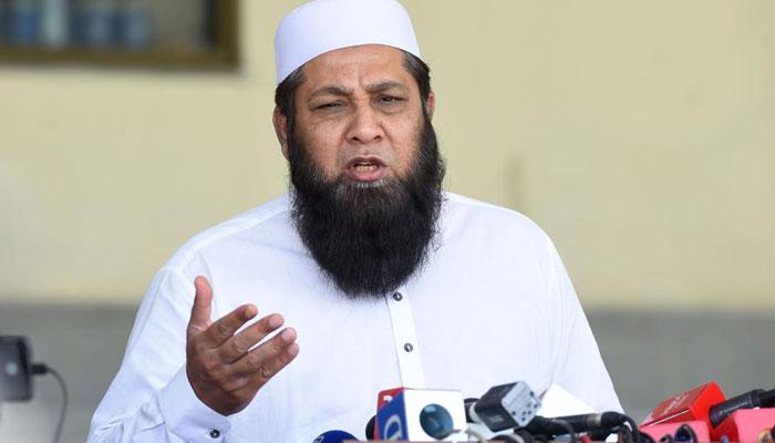 Former Pakistan captain Inzamamul Haq. File photo