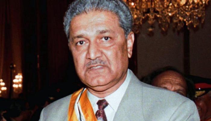 Dr Abdul Qadeer Khan. Courtesy: AP/File Photo