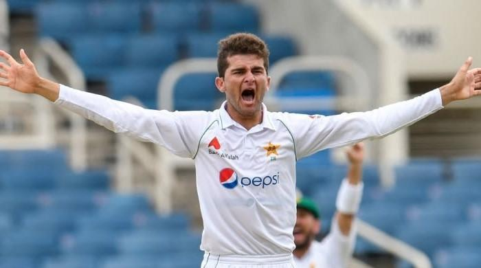 Shaheen Afridi rejects impression he is overworked