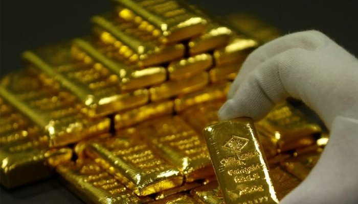 The yellow metal closed at Rs111,000 per tola Rs95,165 per 10 grams on Thursday — Reuters.