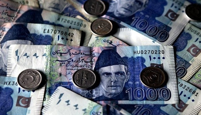 The local currency closed at a 13-month low of Rs166.98 on Thursday on the back of a surge in demand for the greenback to pay for imports — AFP