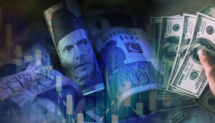 Earlier in March 2021, the rupee emerged as the world's best-performing currency, when it appreciated around (4.09% to Rs153.55) against the US dollar from the opening level of January 1, 2021 — AFP
