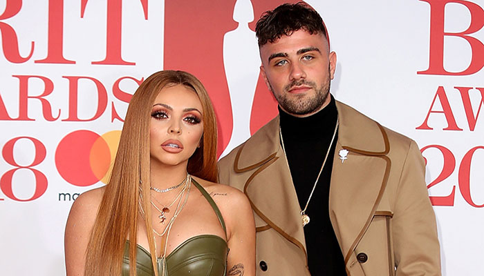 Jesy Nelson reconnects with ex Harry James in luxury Caribbean getaway