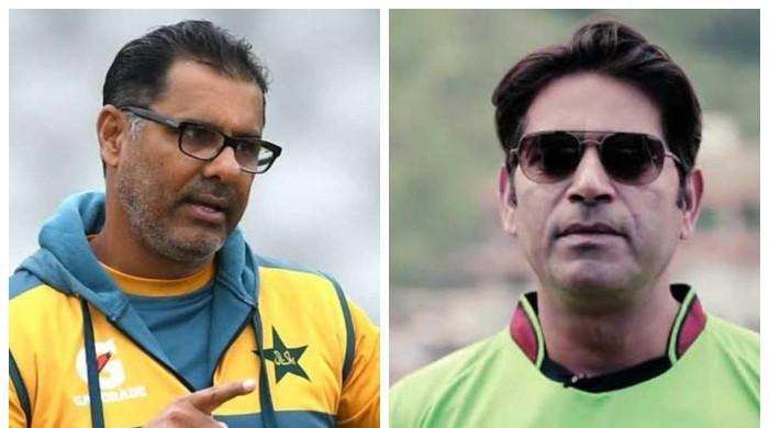 Aqib Javed 'advises' Waqar Younis to learn coaching first