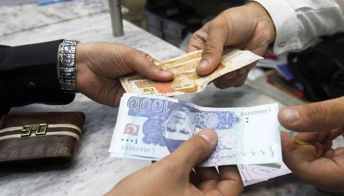 The rupee closed at Rs167.63 in the inter-bank market on Tuesday (September 7). —Reuters/File