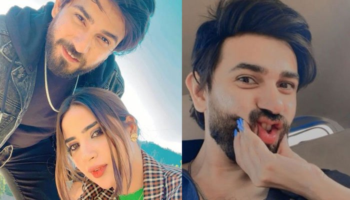Saboor Aly cheers to her magical bond with Ali Ansari on his birthday