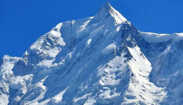 Rakaposhi peak. File photo