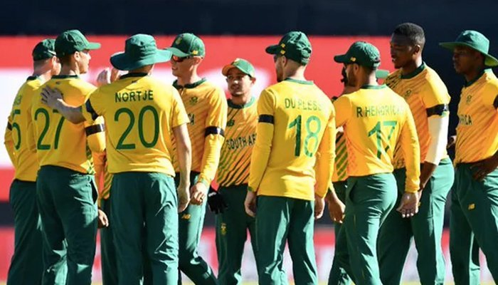 SA is out of the top eight to qualify for the 2023 WC. File photo