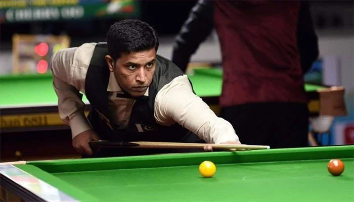 IBSF World Champion Mohammad Asif. —AFP/File