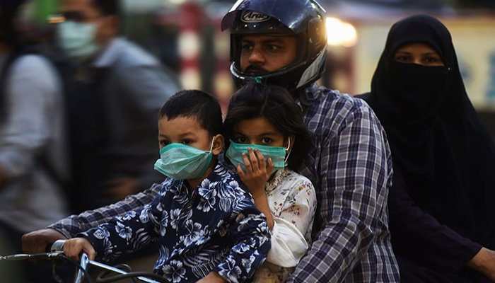 The total number of deaths from the virus so far stands at 26,580. Photo: Geo.tv/ file