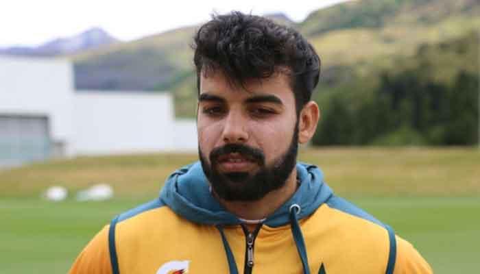 Pakistan vice-captain Shadab Khan. Photo: file