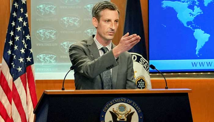 US State Department spokesperson Ned Price. Photo: File