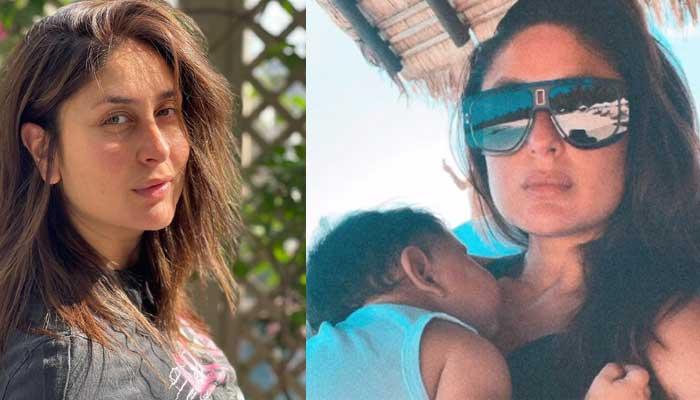 Kareena Kapoor addresses criticism over naming sons Taimur, Jehangir Ali Khan