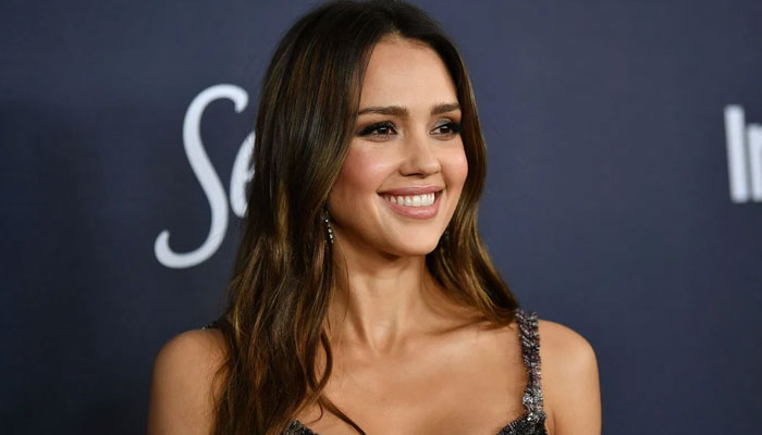 Jessica Alba said she always wanted to be treated with the same respect as her male costars