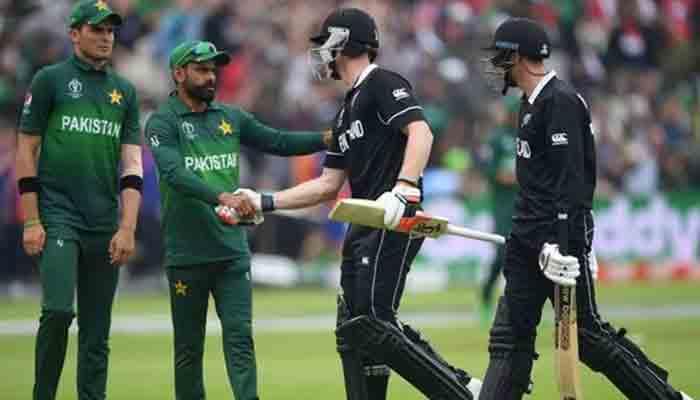 File photo of Pakistan vs New Zealand match.