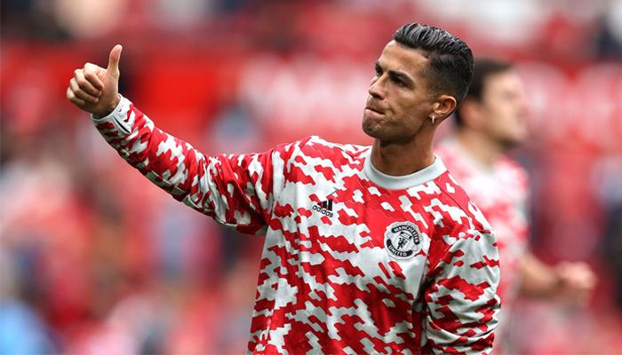 Cristiano Ronaldo — AFP