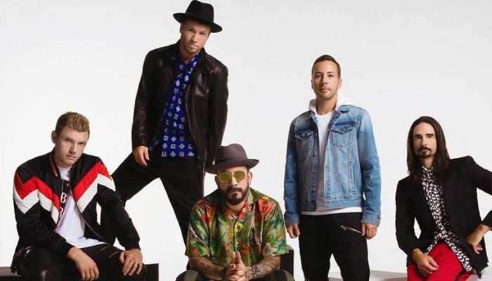 Backstreet Boys cancel Christmas Tour plans owing to covid-19 concerns