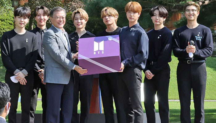 BTS to issue Presidential Envoy certifications with South Korean president