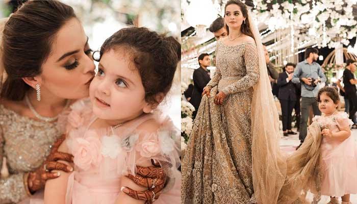 Minal Khan's cutest bridesmaid wins the internet: See photos