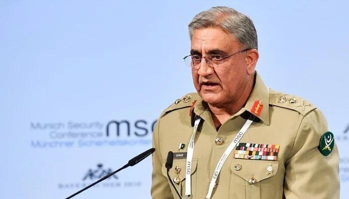Chief of Army Staff General Qamar Javed Bajwa. — AFP/Files