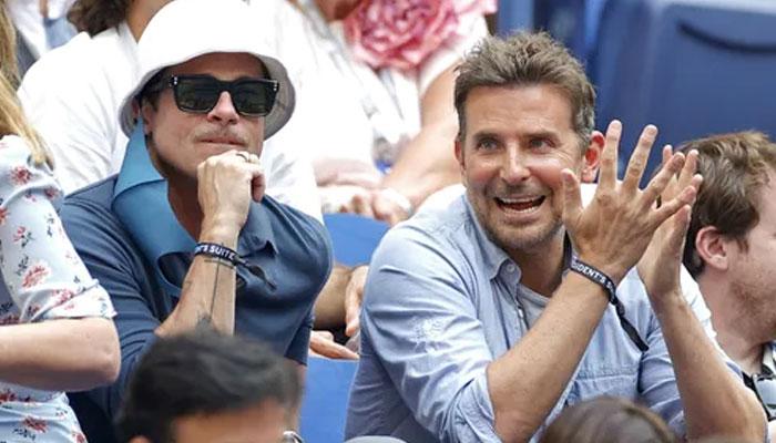 Brad Pitt, Leonardo DiCaprio, Bradley Cooper and other Hollywood stars dominate US Open