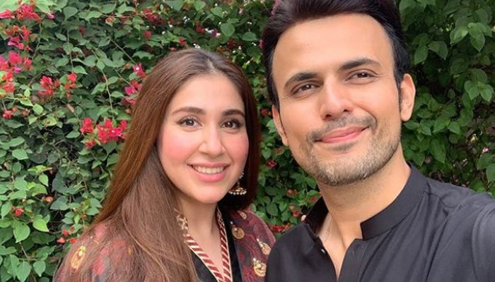 Usman Mukhtar, wife Zunaira engage in adorable Instagram banter: Come back already
