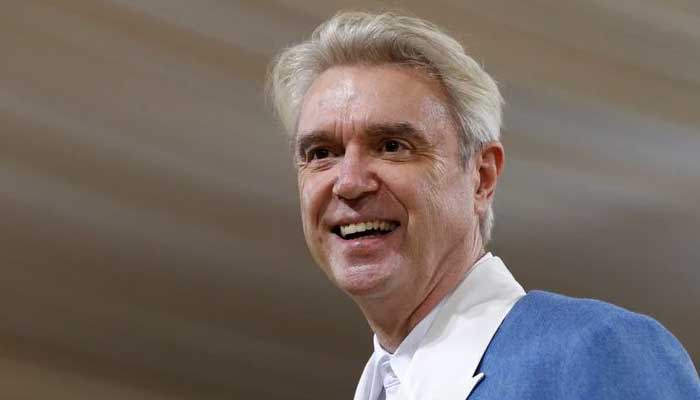 David Byrne sees a longing for an 'American Utopia' as his show heads to cinemas