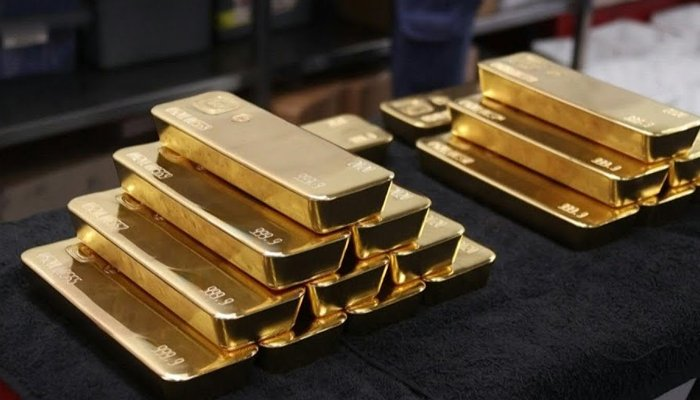 Gold prices in world markets were little changed on Tuesday, as investors awaited key US inflation data. — AFP/File